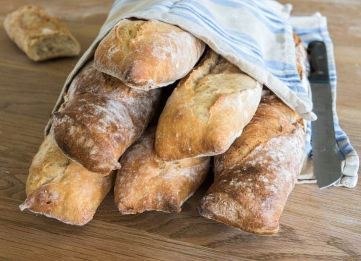 How To Make Vegan French Bread