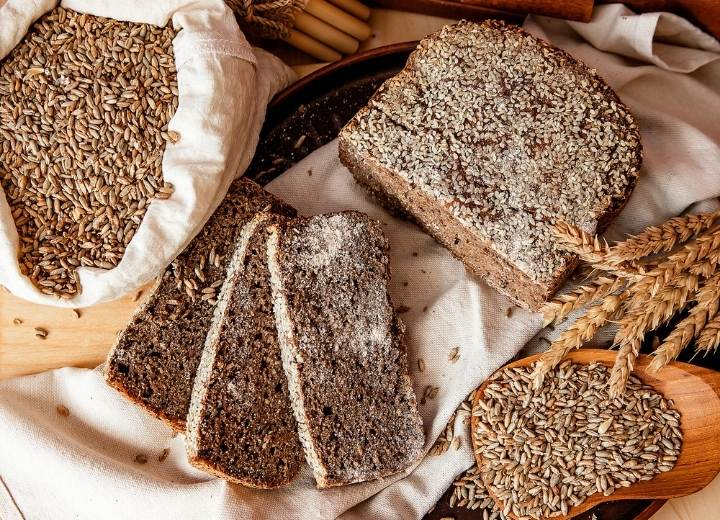 How To Make Vegan Rye Bread At Home