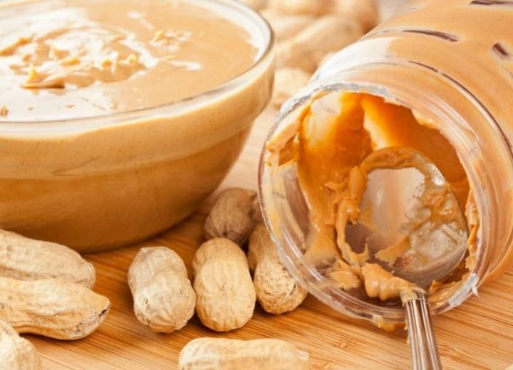The irresistible peanut butter