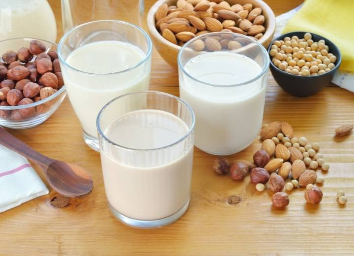 What Are Types Of Vegan-Friendly Milk