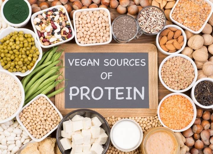How To Eat More Protein As A Vegan