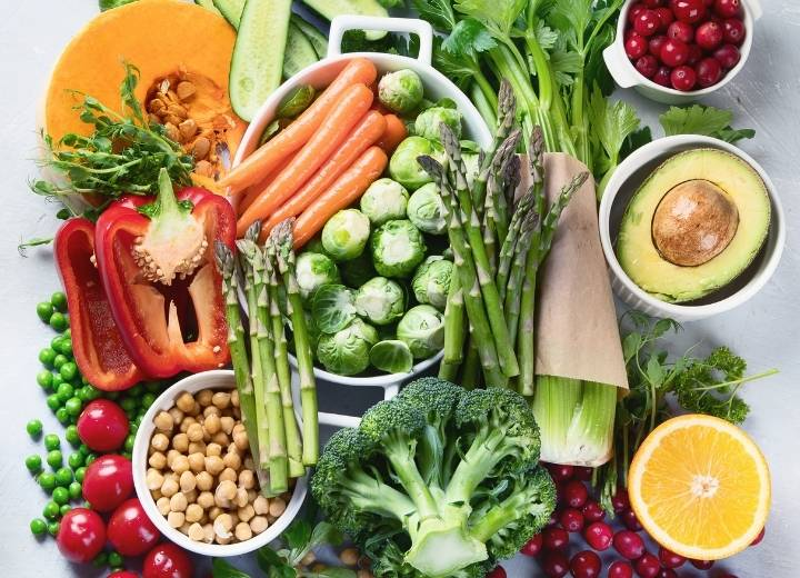 What Happens To Your Body When You Go Vegan For A Month